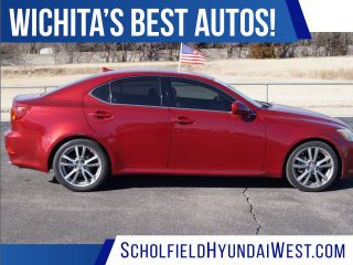 Used 2008 Lexus IS 250 in Wichita, Kansas