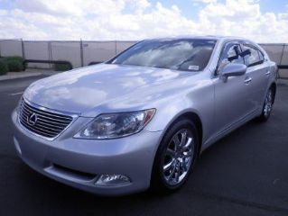 Used 2007 Lexus LS 460 in Gilbert, Arizona