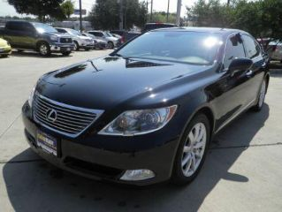 Used 2008 Lexus LS 460 in San Antonio, Texas