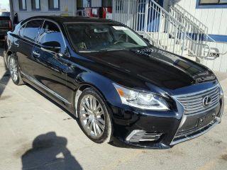 Used 2014 Lexus LS 460 In Los Angeles, California. Price: $14000