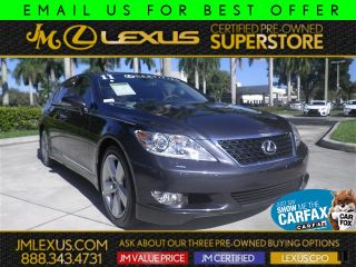 Used 2011 Lexus LS 460 in Margate, Florida