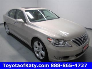 Used 2012 Lexus LS 460 in Katy, Texas