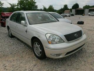 Lexus LS 430 2002