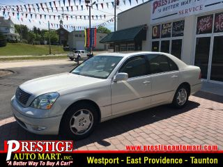 Used 2002 Lexus LS 430 in Westport, Massachusetts