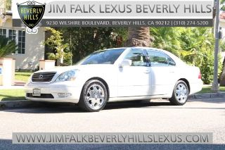 Used 2001 Lexus LS 430 in Beverly Hills, California