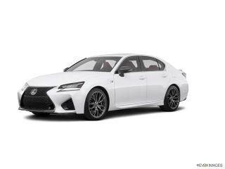 Lexus GS F 2018