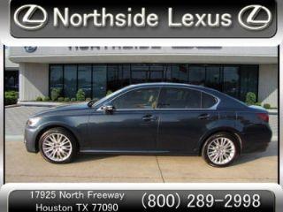 Used 2013 lexus gs 350 in houston texas