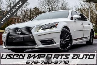 Used 2014 Lexus LS 460 In Roswell, Georgia. Price: $42447