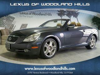 Lexus SC 430 2007