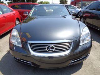 Lexus SC 430 2008