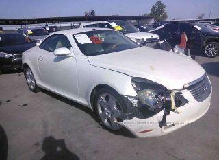 Lexus SC 430 2004