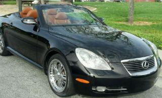 Lexus SC 430 2006