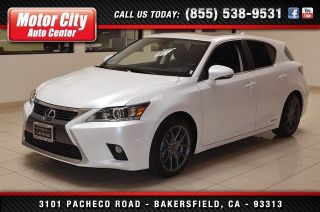 Used 2014 Lexus CT 200h in Dublin, California