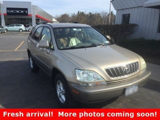 Used 2002 Lexus RX 300 in East Rochester, New York