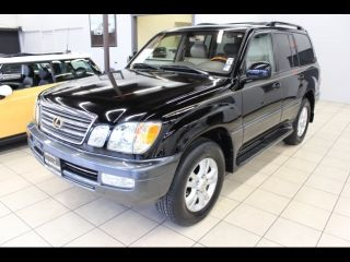 Used 2004 Lexus LX 470 in Edmonds, Washington