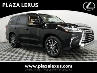 Used 2018 Lexus LX 570 in Creve Coeur, Missouri