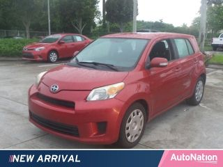 Scion xD Base 2009