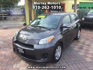 Scion xD Base 2014