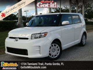 Scion xB Base 2015