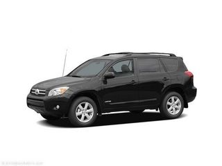 Used 2007 Toyota RAV4 Limited Edition in Hartford, Connecticut
