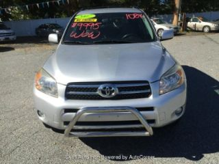 Used 2007 Toyota RAV4 Limited Edition in Providence, Rhode Island