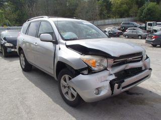 Toyota RAV4 Limited Edition 2008