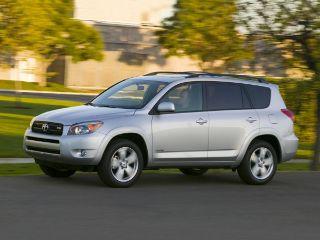 Toyota RAV4 Base 2008