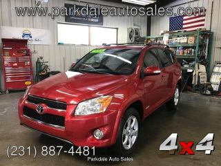 Toyota RAV4 Limited Edition 2009