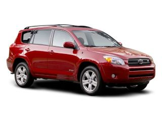 Toyota RAV4 Limited Edition 2008