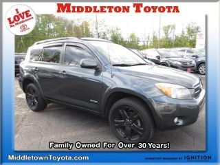 Used 2007 Toyota RAV4 Sport in Middletown, Connecticut