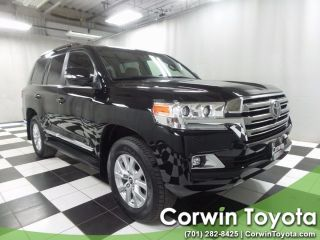 Corwin Toyota Fargo >> Used 2016 Toyota Land Cruiser In Fargo North Dakota