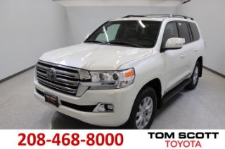 Used 2018 Toyota Land Cruiser In Nampa Idaho