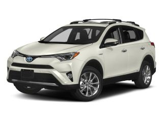 Toyota RAV4 Limited Edition 2017