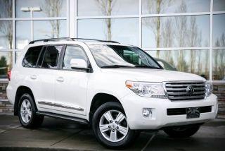 Used 2013 Toyota Land Cruiser in Edmonds, Washington