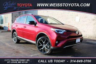 New 2018 Toyota RAV4 SE in Saint Louis, Missouri