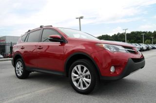 Toyota RAV4 Limited Edition 2015