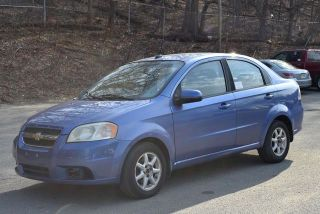 Used 2009 Chevrolet Aveo Lt In Naugatuck Connecticut