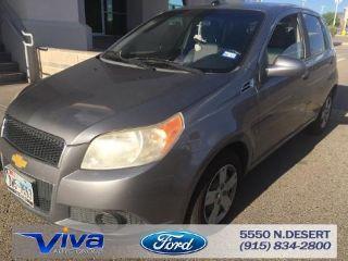 Chevrolet Aveo LT 2009
