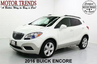Buick Encore Base 2016