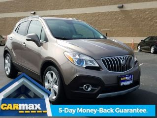 Buick Encore Leather Group 2015