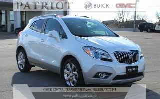 Buick Encore Leather Group 2016