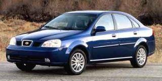 2004 Suzuki Forenza S