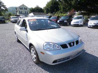 Used 2005 Suzuki Forenza S in Altoona, Pennsylvania