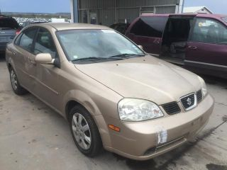 Used 2005 Suzuki Forenza S in Grand Prairie, Texas