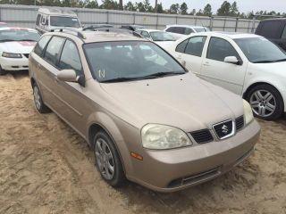 Suzuki Forenza S 2005
