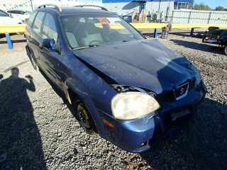 Suzuki Forenza LX 2005