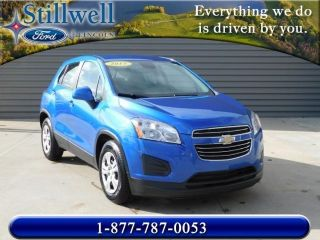 Used 2015 Chevrolet Trax LS in Hillsdale, Michigan