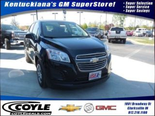 Used 2015 Chevrolet Trax LS in Clarksville, Indiana