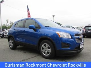 Used 2016 Chevrolet Trax LS in Rockville, Maryland