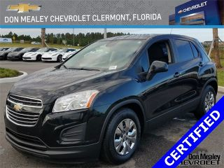 Used 2015 Chevrolet Trax LS in Clermont, Florida